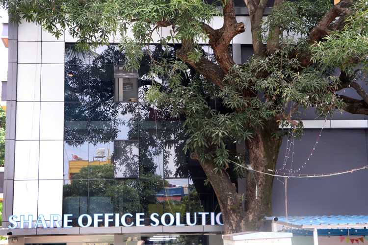 office space in indiranagar